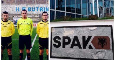 Arrestime për trukime ndeshjes, SPAK çon në burg arbitrin dhe zyrtarin e klubit të Përmetit